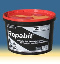 Repabit- Reparaturasphalt, 0/5 mm